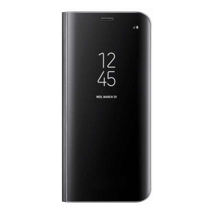 Чехол Samsung Clear View Standing Clear для Samsung Galaxy S8+ SM-G955, черный