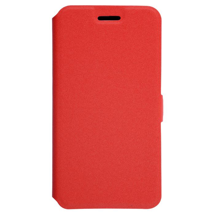 Чехол PRIME book для LG K10 (2017) M250, красный