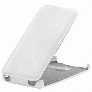 Чехол Gecko для Alcatel One Touch POP D3 4035D/4035X, белый