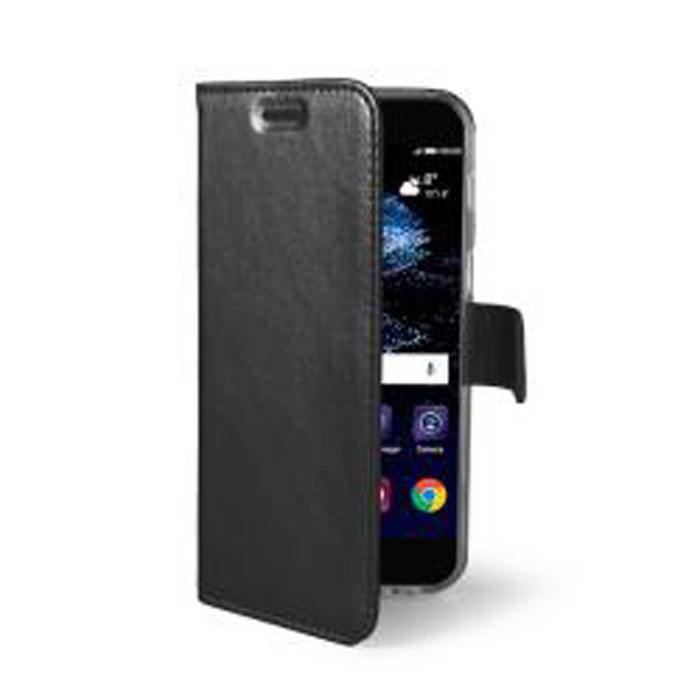 Чехол Celly Air Case для Huawei P10 Lite черный