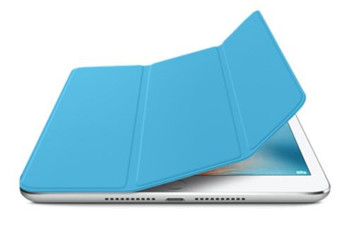 Чехол для iPad Mini 4 Smart Cover Blue MKM12ZM/A