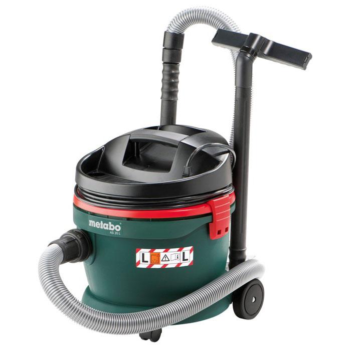 Хозяйственный пылесос Metabo AS 20 L 602012000
