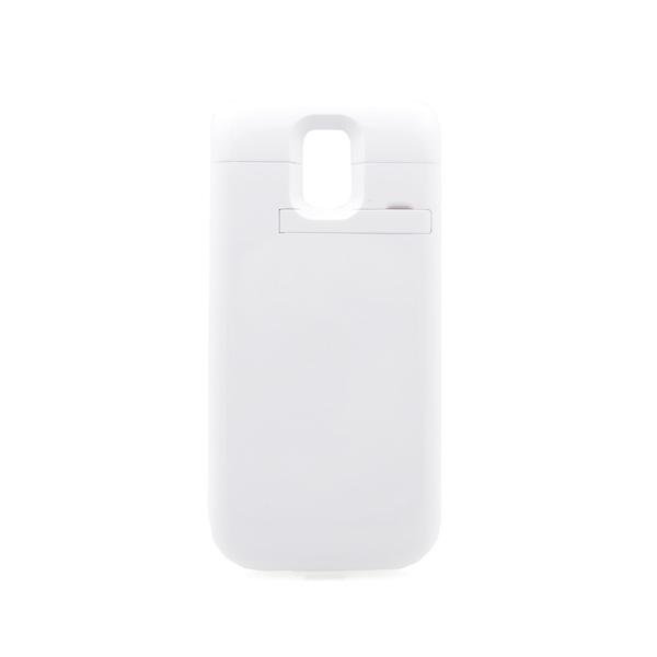 Чехол со встроенным аккумулятором 4200mAh для Samsung Galaxy S5 G900F/G900FD Gmini mPower Case MPCS5 белый