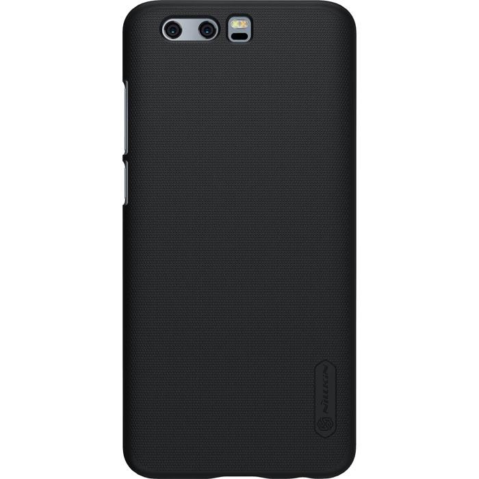 Чехол Nillkin Super Frosted Shield Case для Huawei Honor 9 черный