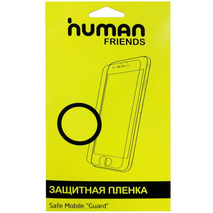 Защитная плёнка для iPhone 6 Plus Human Friends глянцевая