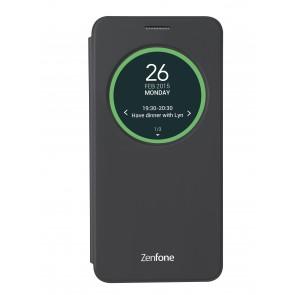 Чехол Asus View Flip Cover для Asus ZenFone Go ZC500TG черный