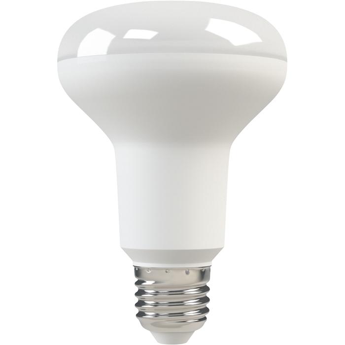Светодиодная LED лампа X-flash Fungus R80 E27 10W 220V желтый свет