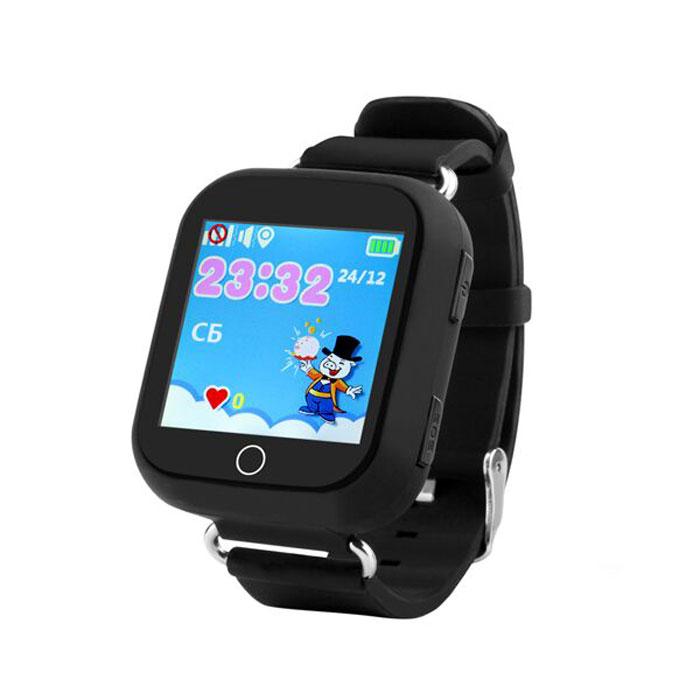 Умные часы Wonlex GW200S черные