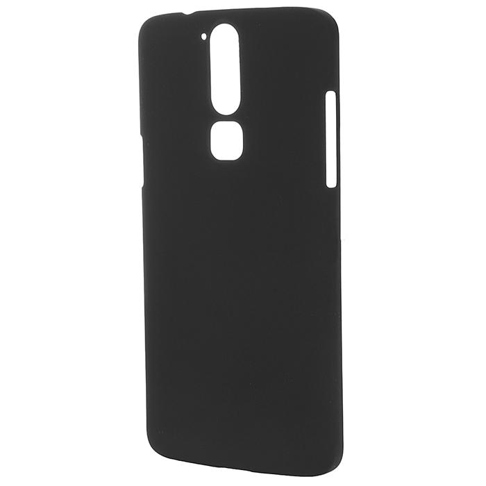 Чехол SkinBox 4People для ZTE Axon mini 4G, черный