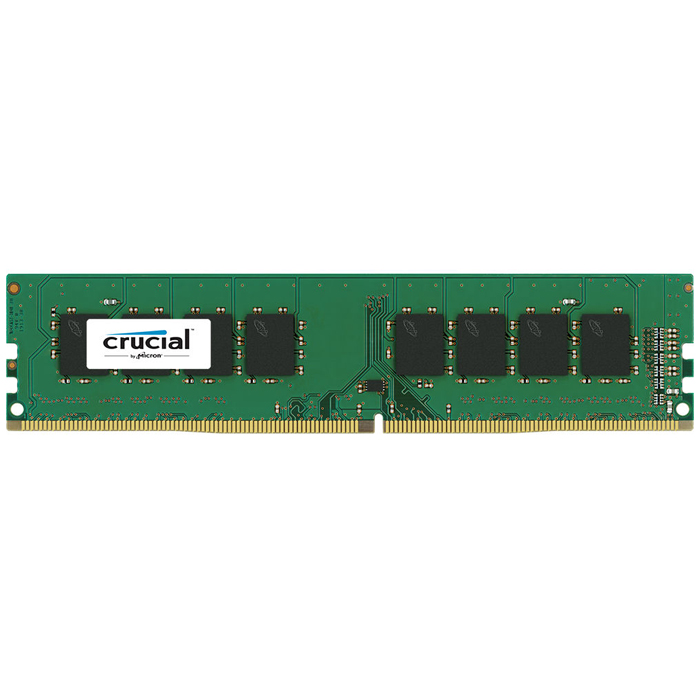 Модуль памяти DDR4 8Gb PC-19200 2400MHz Crucial ( CT8G4DFD824A )