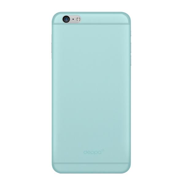 Чехол Deppa Sky Case 0.4 с пленкой для iPhone 6 / iPhone 6s, мятный