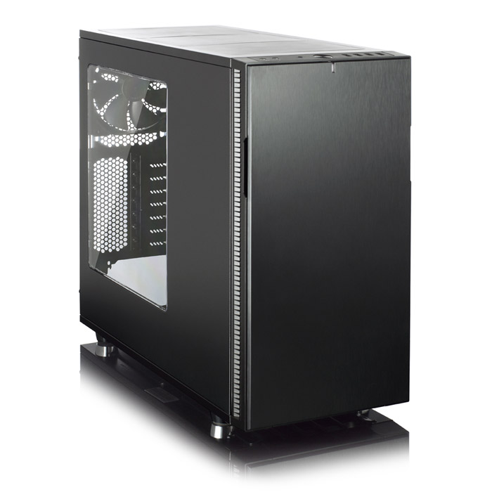 Корпус Fractal Design Define R5 Blackout Window