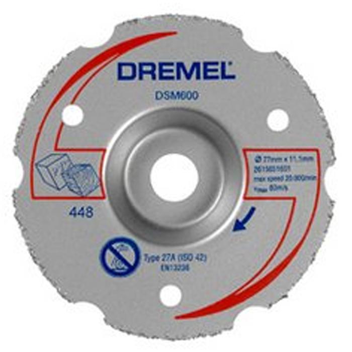 Отрезной диск Dremel DSM600 2615S600JA