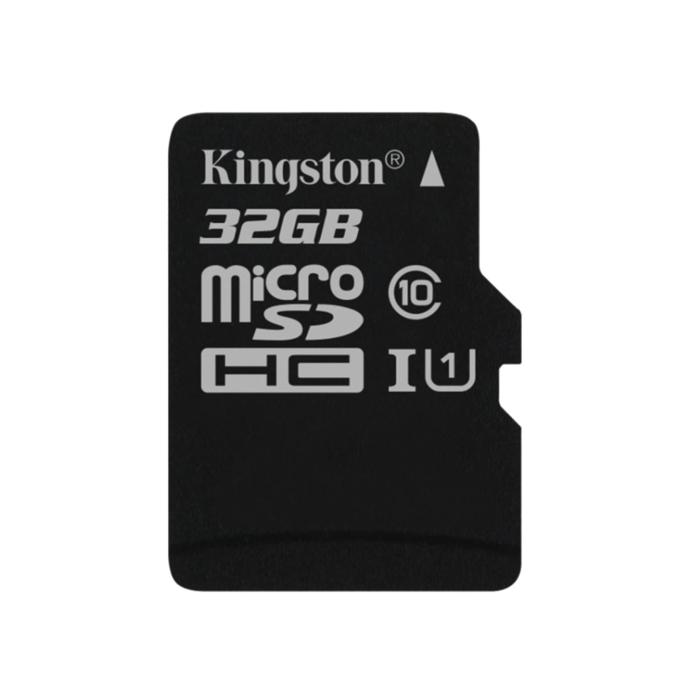 Флеш-карта SDHC 32Гб Kingston , Class 10 UHS-1 ( SDC10G2/32GBSP )