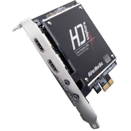 Устройство видеозахвата PCI-E Aver AverMedia ( Live Gamer HD )