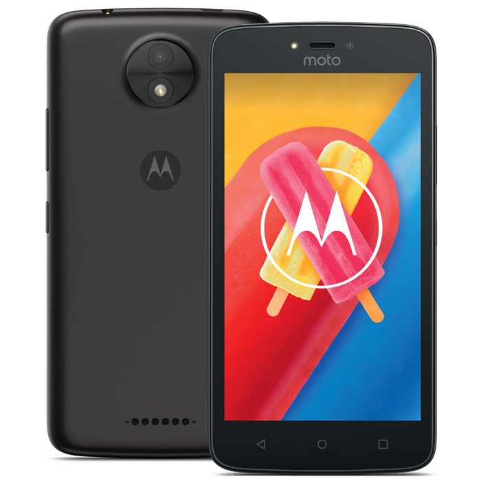 Смартфон Motorola Moto C (XT1754)Black
