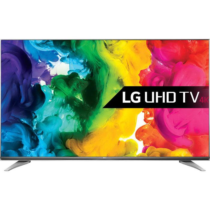 Телевизор ЖК 55′ LG 55UH750V серый