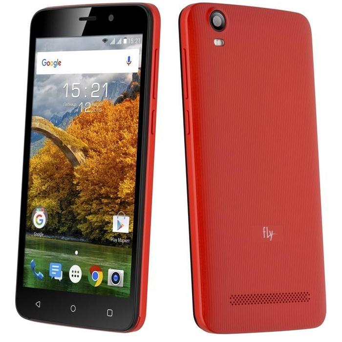 Смартфон Fly FS509 Nimbus 9 Red