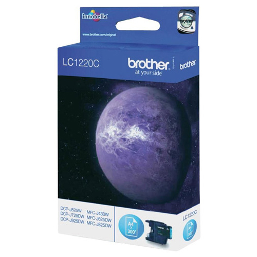 Картридж Brother LC-1220C Cyan