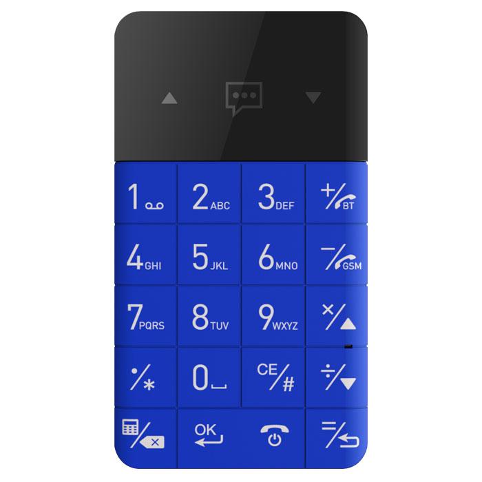 Сотовый телефон Elari CardPhone синий