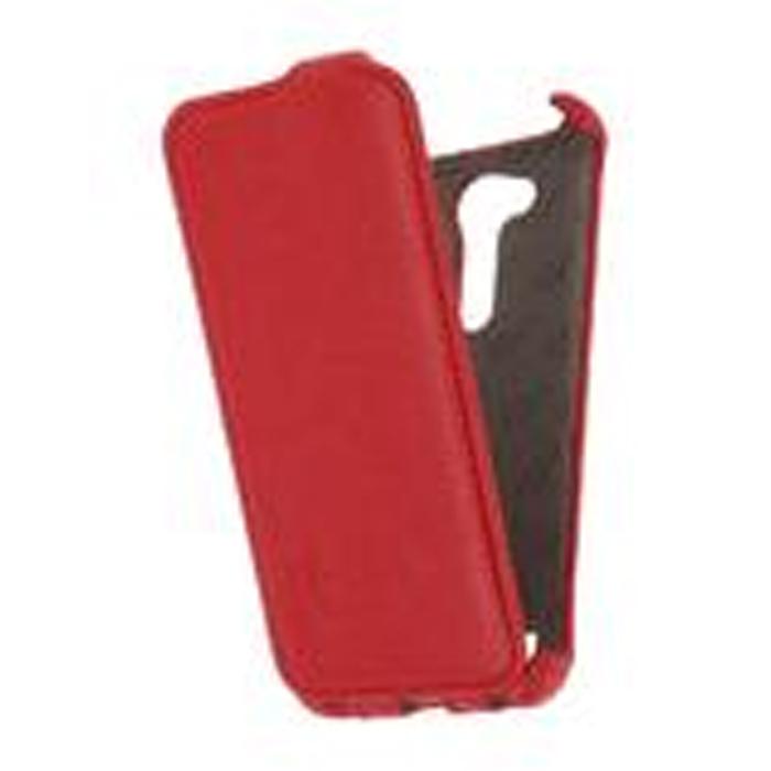 Чехол Gecko Flip case для Asus ZenFone 3 Max ZC520TL красный