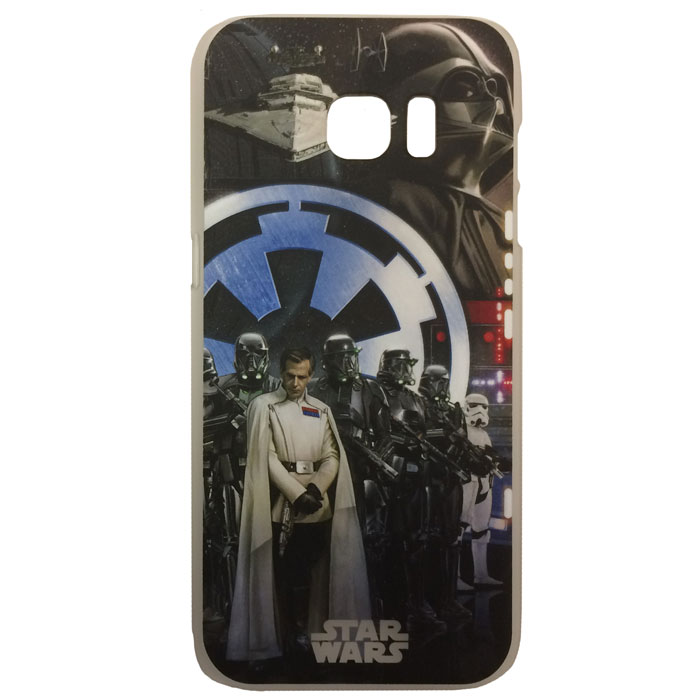 Чехол Deppa Art Case с пленкой для Samsung G935F Galaxy S7 edge, Star Wars, Изгой, Империя
