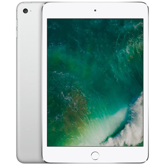 "Планшетный компьютер 7.9"" Apple iPad mini 4, 32Гб Flash, WiFi, Silver (MNY22RU/A)"