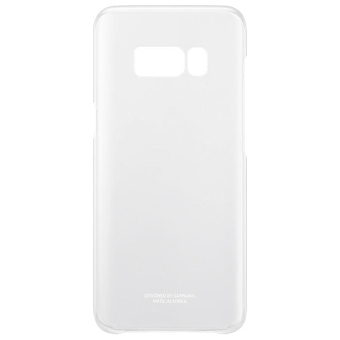 Чехол Samsung Clear Cover для Samsung Galaxy S8 SM-G950, серебристый