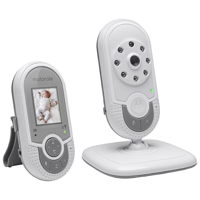 Видеоняня Motorola MBP 621 цвет белый