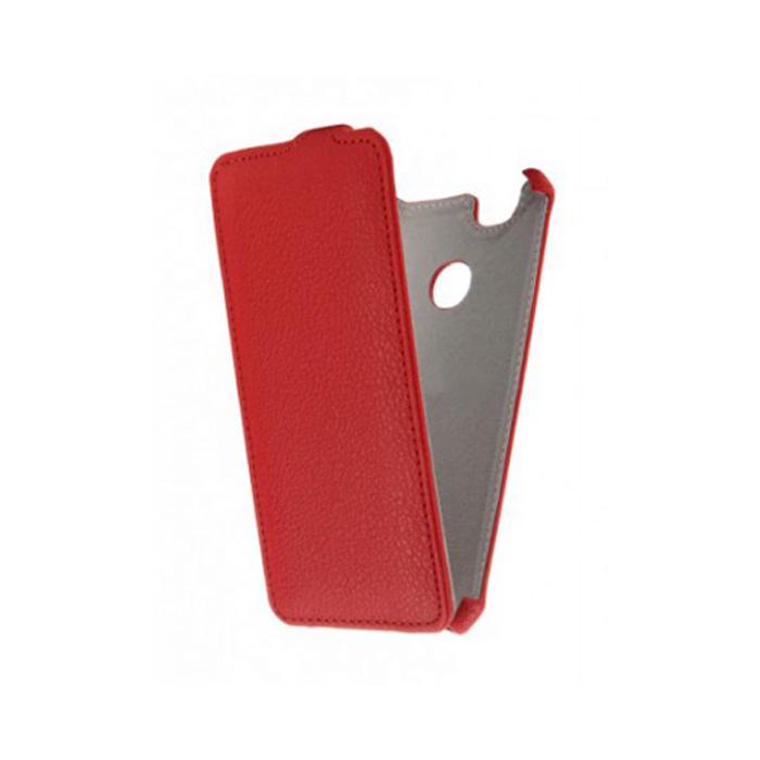 Чехол Gecko Flip-case для Huawei Nova красный