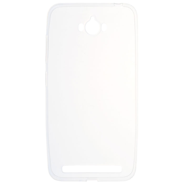 Чехол skinBOX slim silicone для Asus ZenFone Max ZC550KL прозрачный