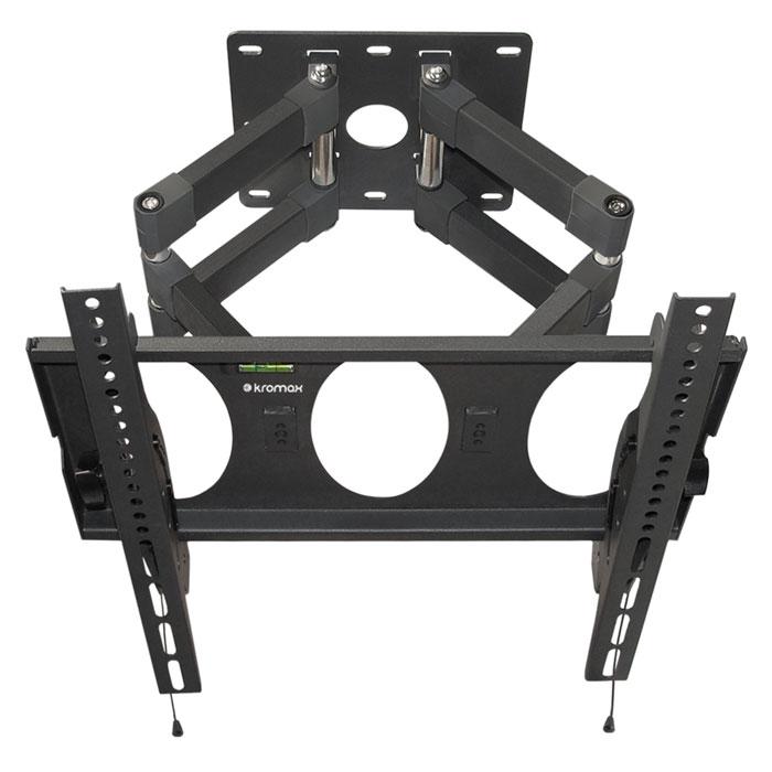 Кронштейн для ТВ Kromax PIXIS-L new Vesa до 400×400 26-55′ max 50кг