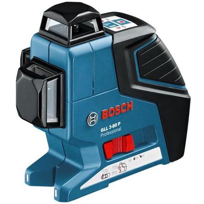 Лазерный нивелир Bosch GLL 3-80 P + BM1 + LR2 + L-BOXX 060106330A