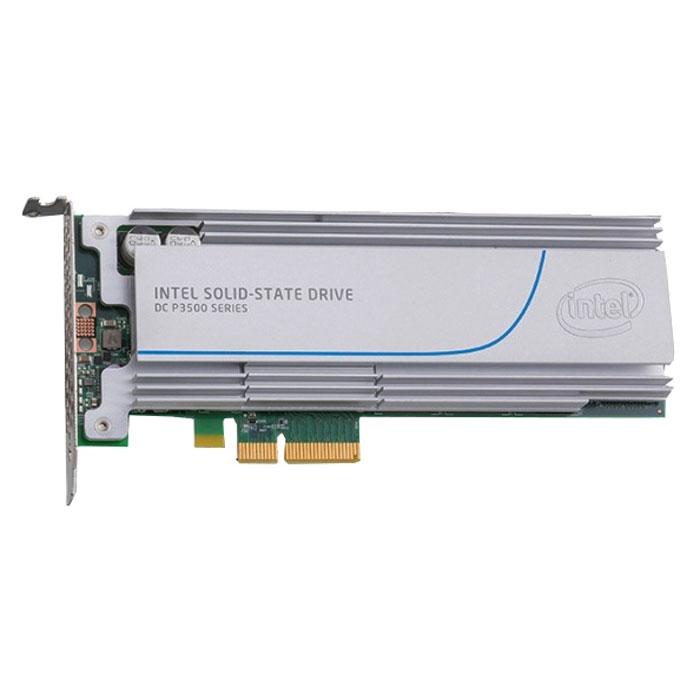 Накопитель 2.5″ SSD PCIe NVMe 3.0 x4 1200 Гб Intel P3500 Series ( SSDPEDMX012T401 )