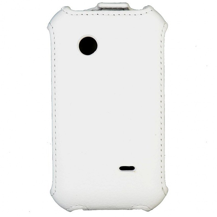 Чехол iBox Premium для Sony D6503 Xperia Z2, белый