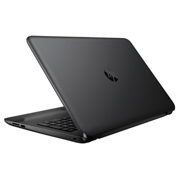 Ноутбук 15,6″ HP 15-ay518ur Intel N3710/4Gb/128Gb SSD/AMD R5 M430 2Gb/15.6″/DOS черный ( Y6H94EA )