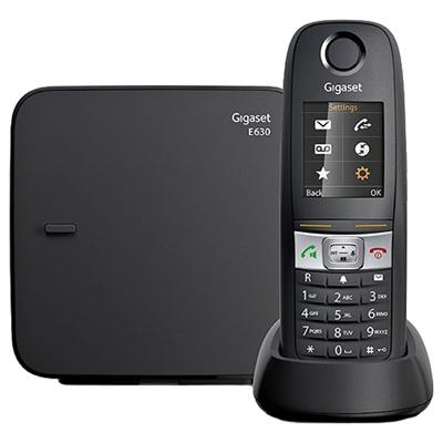 Телефон Dect Siemens E630 черный