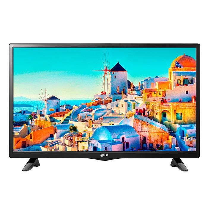 Телевизор ЖК 28′ LG 28LH451U черный