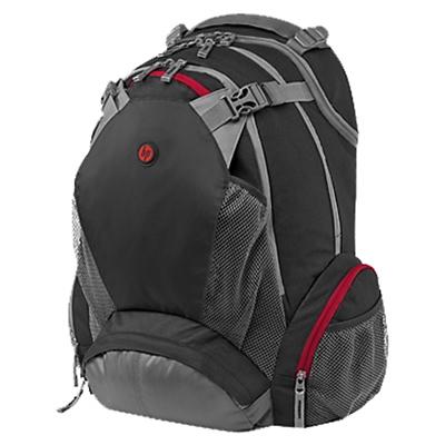 Рюкзак для ноутбука 17.3″ HP Full Featured, черный, нейлоновый