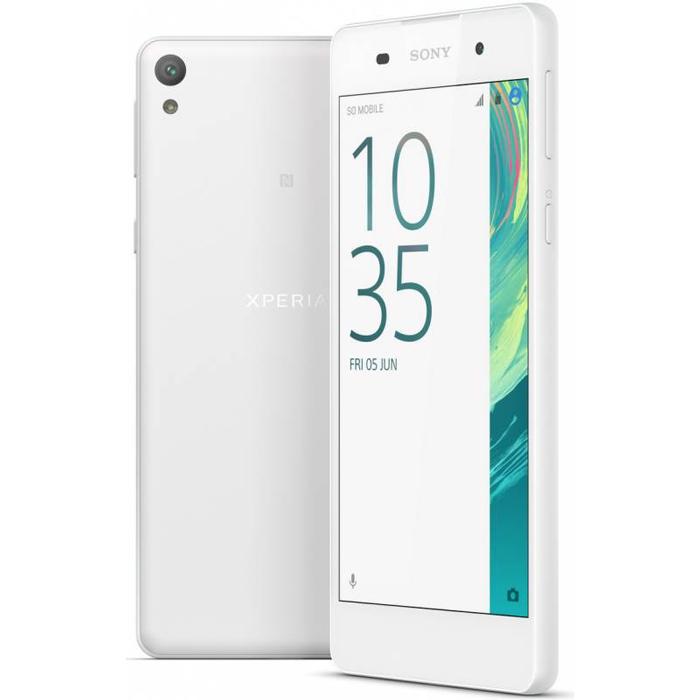 Смартфон Sony F3311 Xperia E5 White