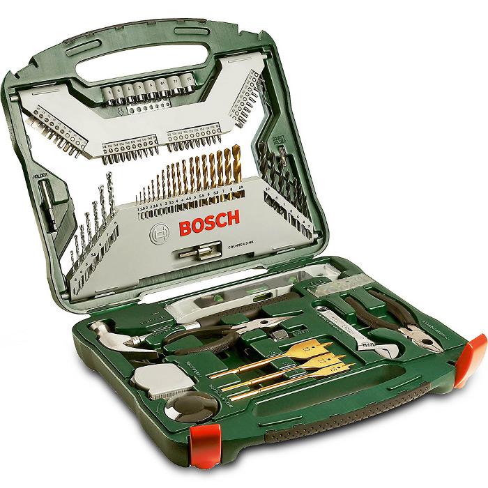 Набор принадлежностей Bosch X-Line 103 2607019331