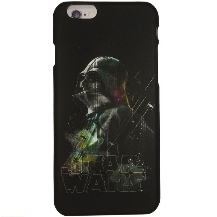 Чехол Deppa Art Case с пленкой для iPhone 6 / iPhone 6s, Star Wars, Изгой, Вейдер 2