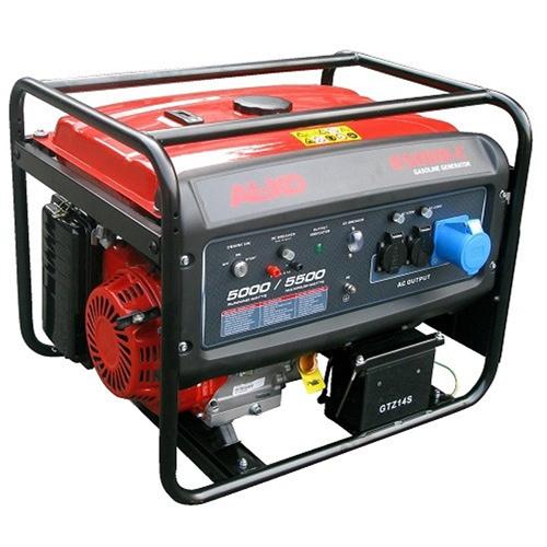 Бензиновый генератор AL-KO 6500-C