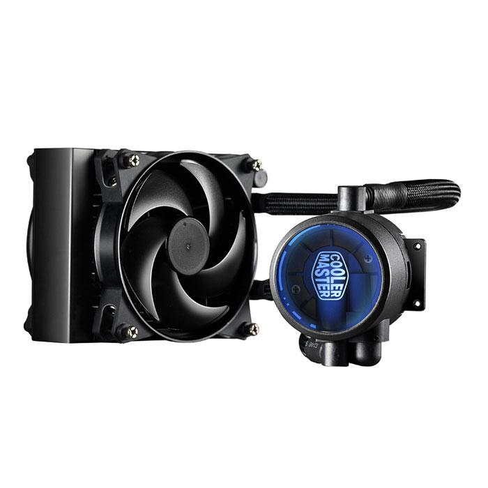 Система водяного охлаждения Cooler Master MasterLiquid Pro 140 S775, S1150/1155/S1156, S1356/S1366, S2011, AM2, AM2+, AM3/AM3+/FM1, FM2/FM2+ ( MLY-D14M-A22MB-R1 )