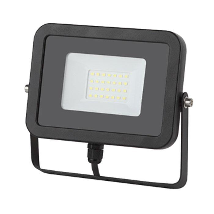 Светодиодный прожектор ЭРА IP65 Slim 30W 230V желтый свет