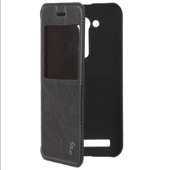Чехол G-case Slim Premium для Asus ZenFone Go ZB452KG/ZB450KL черный