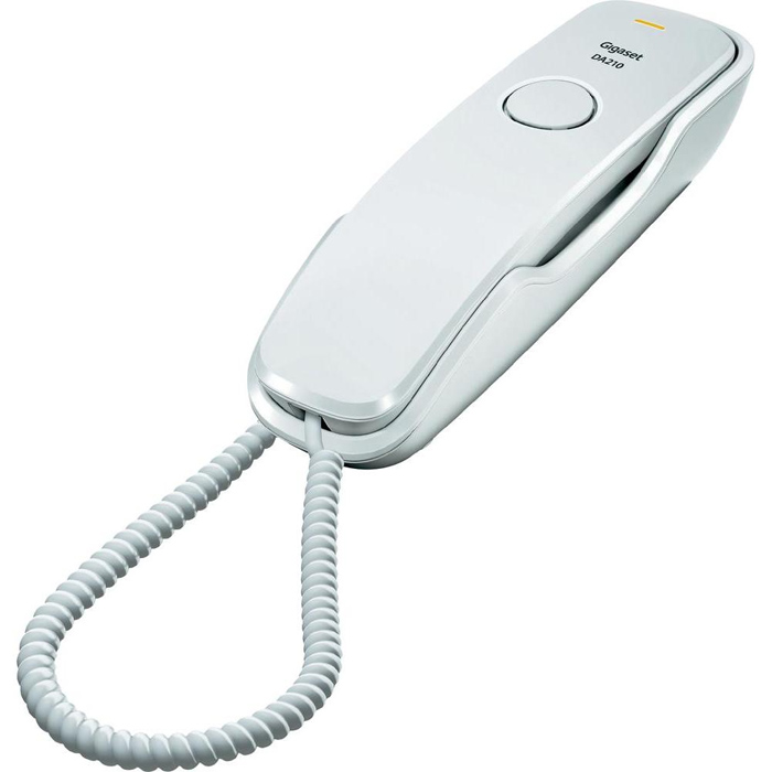 Телефон Siemens Gigaset DA 210 white