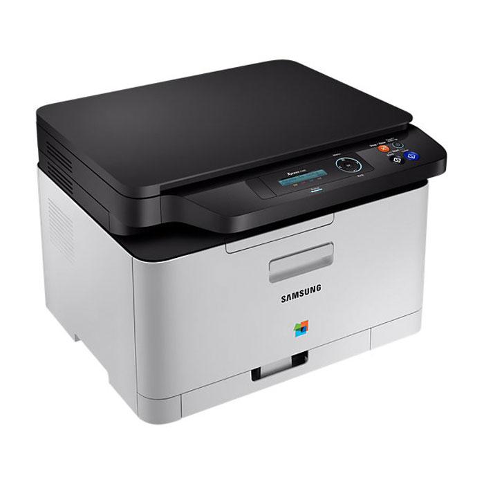 МФУ Samsung Xpress C480W лазерное цветное
