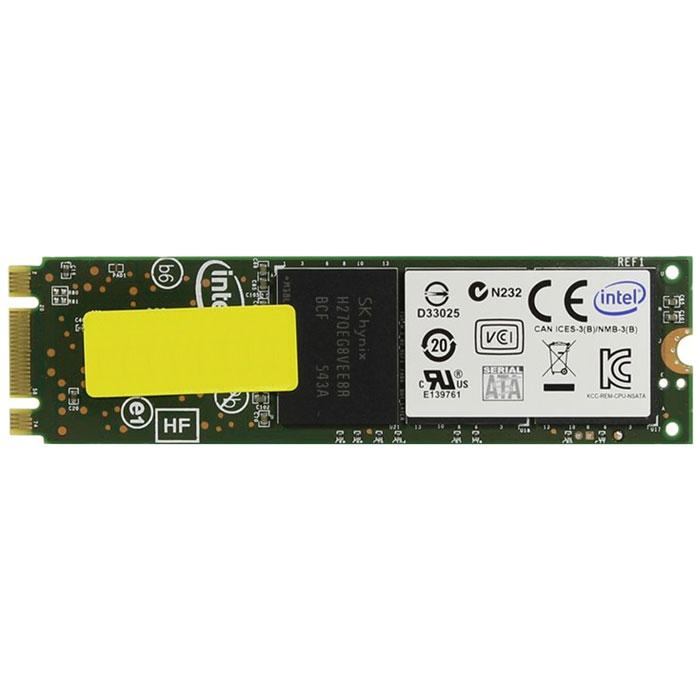 Накопитель SSD M.2 SATA3 120Гб Intel 535-Series [ SSDSCKJW120H601 ]
