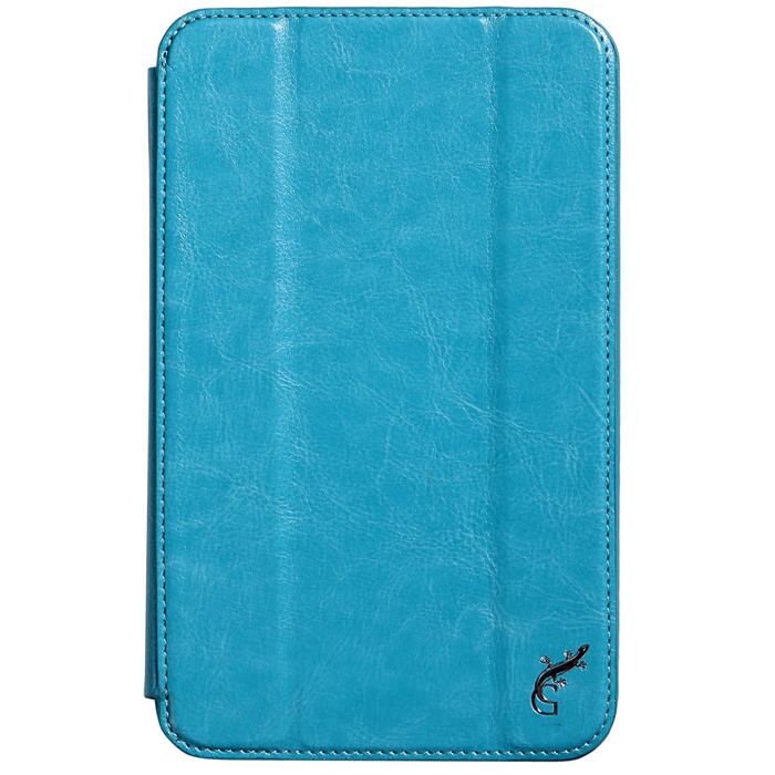 Чехол для Asus MeMO Pad 7 ME176CME176CX,, G-case Executive, эко кожа, голубой